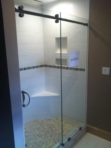 Frameless Shower Doors Image Glassworks Danvers