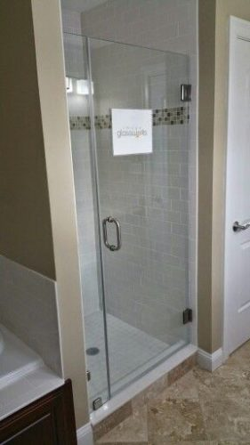 Frameless Shower Doors Image Glassworks Danvers