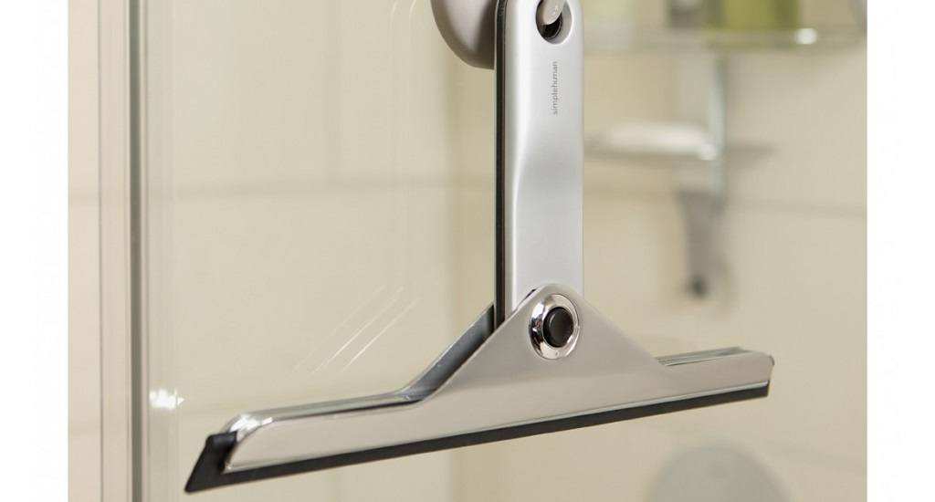 shower door squeegee