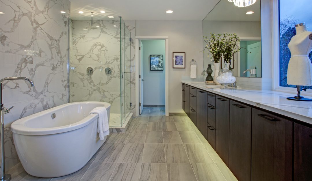 Signs Your Frameless Shower Door Needs To Be Repaired