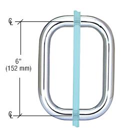 """CRL 6"""" c-pull handle"""